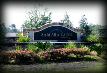 Samara Lakes
