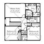 aurura floor plan samara lakes